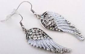 wing earrings angel wing earrings ebay