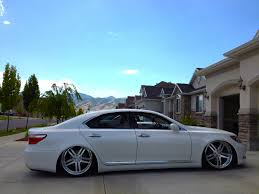 slammed lexus ls460 ls 430 vs ls460 clublexus lexus forum discussion