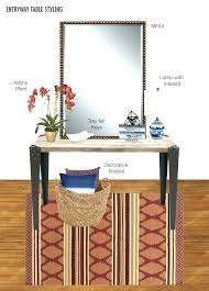 Entry Foyer Table Entry Table With Storage Entry Table Decoration Ideas Narrow