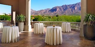 wedding venues in tucson the westin la resort spa weddings