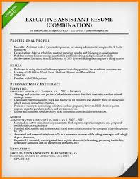 executive administrative assistant resume 9 executive administrative assistant resume precis format