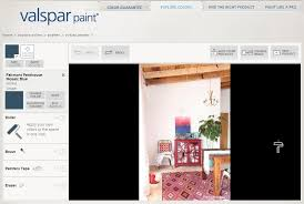 valspar virtual painter remodelaholic how to test a paint color before you buy it