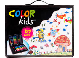 color kids fargekoffert leker fra toys
