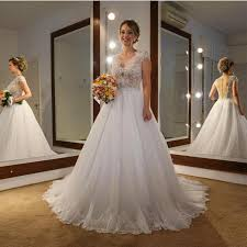 tulle wedding dresses lace cap sleeves back tulle wedding dresses princess