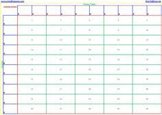 25 square football pool template printable 25 square football