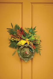 cool door knockers fall decorating ideas southern living