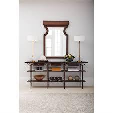 stanley furniture sofa table villa couture asti console table in pomegranate 510 75 05 living
