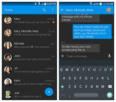 android messaging apps 15 best free text messaging apps for android users