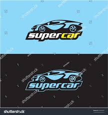 sports car logos car logo sports car stock vector 676882009 shutterstock