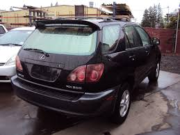 pictures of 2000 lexus rx300 2000 lexus rx 300 suv 3 0l v6 at awd color black stk z13463