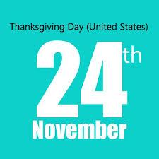 international date thanksgiving day united states igslekki