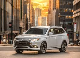 2017 mitsubishi outlander sport brown 2017 mitsubishi outlander phev debuts in new york arrives this fall