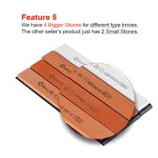 Sharpening Stones For Kitchen Knives Professional Kitchen Knife Sharpener Sharpening New Updated Fix
