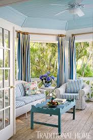 breezy in blue florida beach cottage traditional home