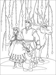 free frozen coloring pages disney picture 13 550x727 picture