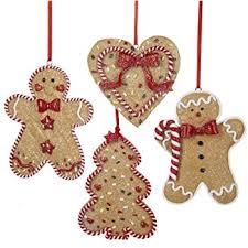 dozen 12 adorable big gingerbread boy