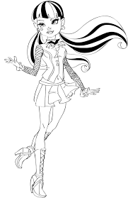 abbey bominable coloring pages 96 best monster high coloring images on pinterest coloring