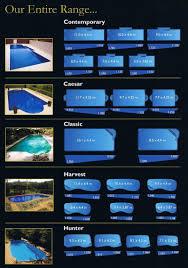 new great lakes in ground fiberglass pool by san juan pool range fiberglass swimming pools sydney fibreglass swimming