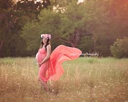 Dallas Photographers Natural Light Outdoor Maternity Session Dallas Maternity