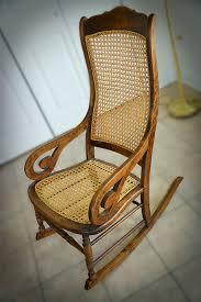 Cane Rocking Chair Samples Jo Rusin Seat Weaver