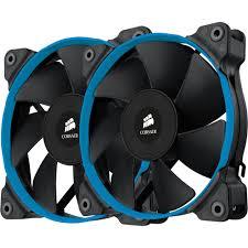 high cfm case fan corsair air series sp120 pwm high performance co 9050014 ww b h