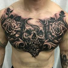 tattoo gallery chest pieces chest piece by artist theoathe21 supportartists theartisthemotive