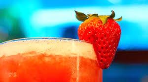 raspberry margarita 3 ingredient strawberry margarita today com