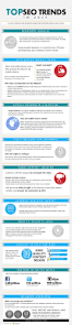 Top 10 Seo Trends Of 2017 Infographic