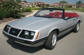 1983 mustang glx convertible value silver 1983 ford mustang glx convertible mustangattitude com