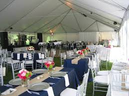 wedding tablecloth rentals wedding tents rentals a grand event