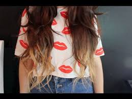 tressmatch hair extensions ombre hair extensions demo first impression youtube