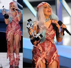 best lady gaga meat dress halloween costume tianyihengfeng free