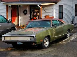 71 dodge charger rt for sale dodge charger rt 440 six pack 1970 green parked car car