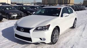 lexus is packages 2014 lexus gs 350 awd luxury package review youtube
