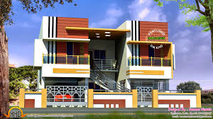 january kerala home design and floor plans duplex designs in india