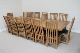 Oak Dining Room Table And 6 Chairs Oak Dining Room Tables Thejots Net