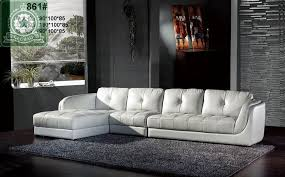 European Living Room Furniture High Quality Living Room Furniture European Modern Leather Sofa