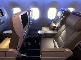 siege business air premium economy class china airlines