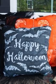 diy halloween batik pillows sweet tea u0026 saving grace