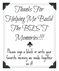 graduation guest book graduation party guest book idea with free printable