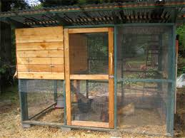 Building Backyard Chicken Coop Garden Coop This Is The Plan We Modified To Build Our Chicken