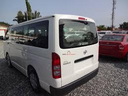 toyota hiace bus std roof u2013 swiss group limited