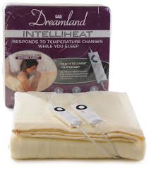 best black friday deals eletric blanket dreamland intelliheat fast heat super soft harmony electric