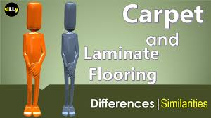 Floating Laminate Floor Over Carpet Carpet Vs Laminate Flooring Durability Cost Differences Of