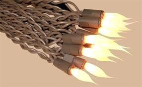brown cord mini lights string lights brown cord mini wire globe ewakurek com