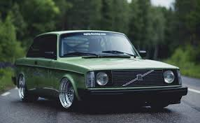 stancenation bmw m6 volvo 242 custom by patrick lindgren sin a car