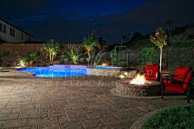 Fire Pits San Diego by Paver Style Fire Pits Gallery Western Outdoor Design And Build