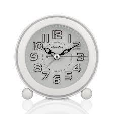 amazon com dreamsky quartz analog alarm clock with snooze loud
