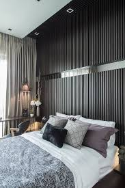 Black Feature Wall In Bedroom Wall Archives Wonderlux