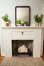 fireplace decorating ideas best 25 candles in fireplace ideas on pinterest candle